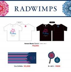 COLDPLAY「A HEAD FULL OF DREAM TOUR」グッズ